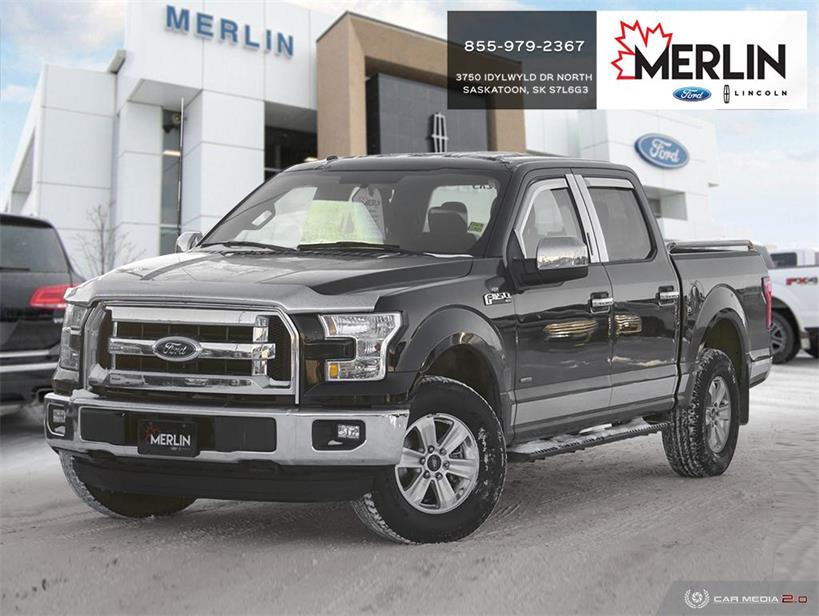 Used 2016 Ford F-150 XLT F152754A