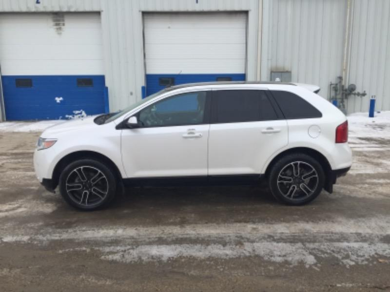 Used 2013 Ford Edge SEL MS52880R