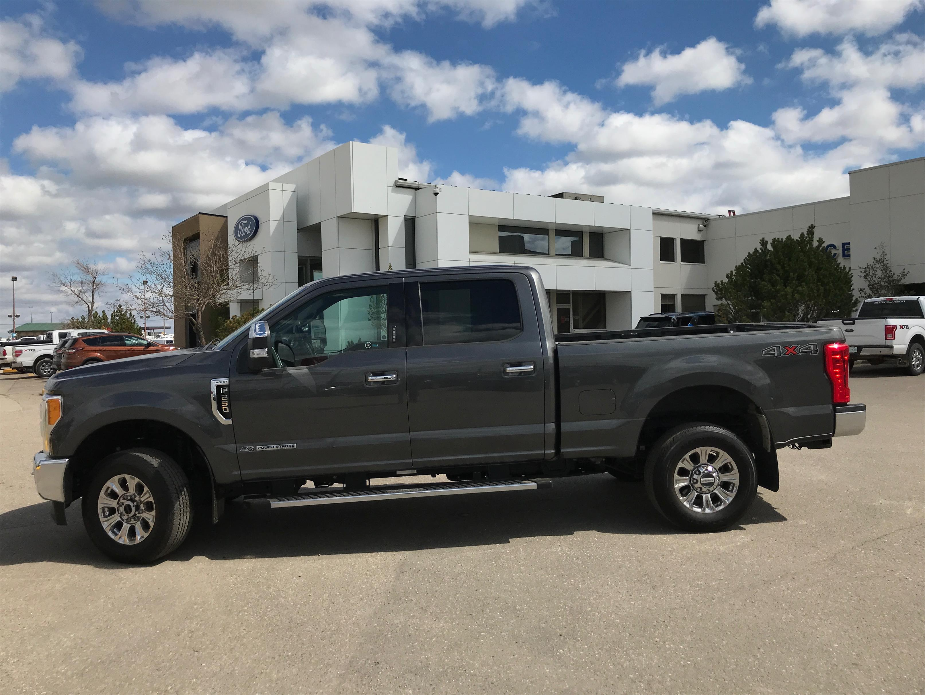 Used 2017 Ford Super-Duty-F-250-SRW Lariat F353801A