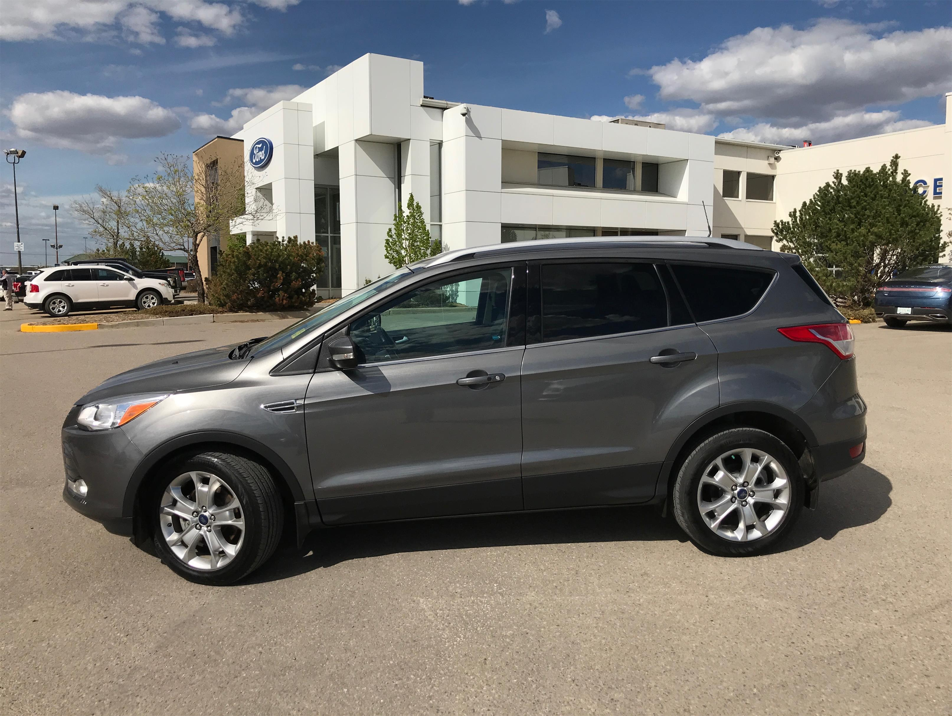 Used 2014 Ford Escape Titanium PL53815A