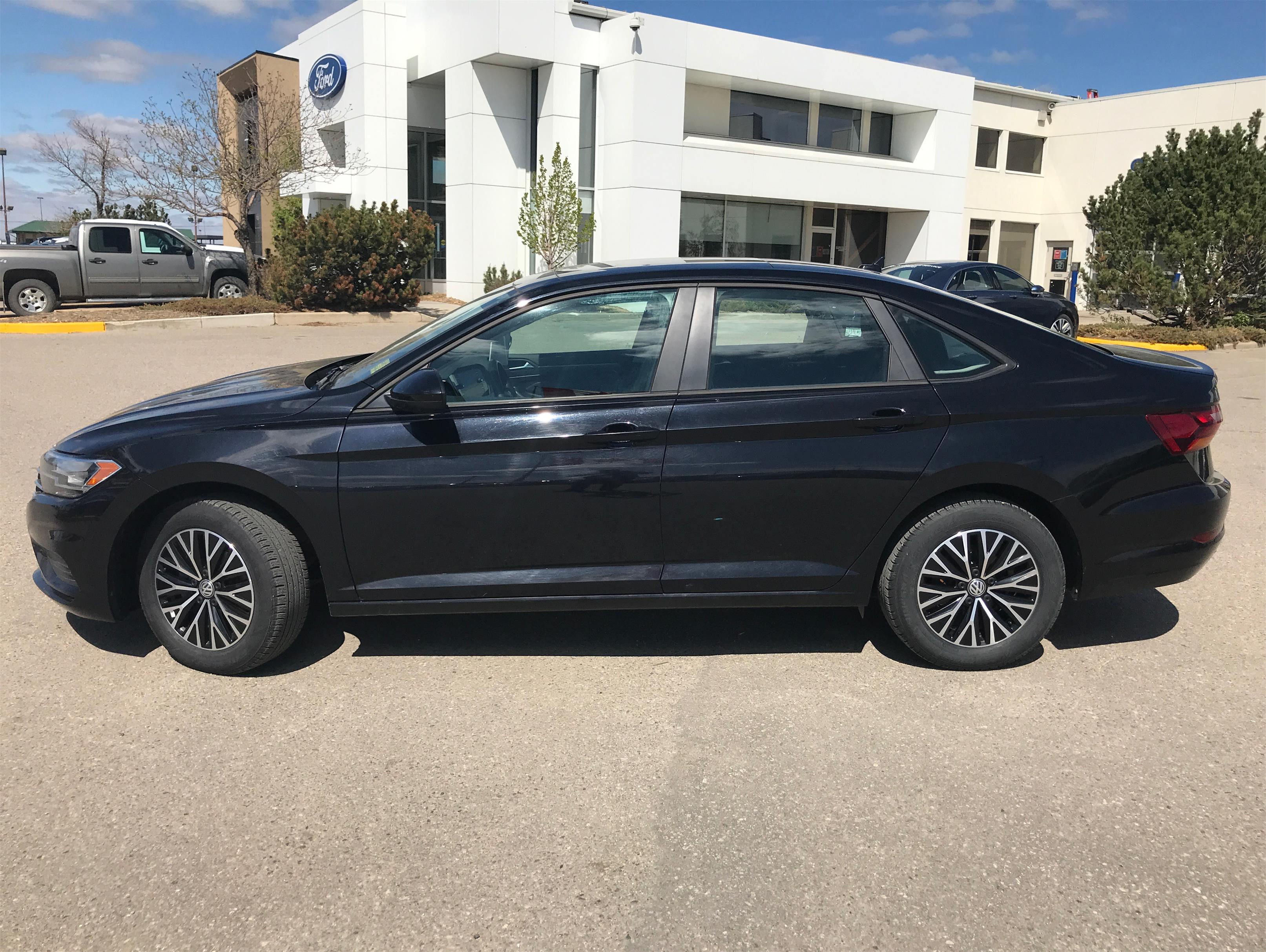 Used 2019 Volkswagen Jetta Highline PU53824