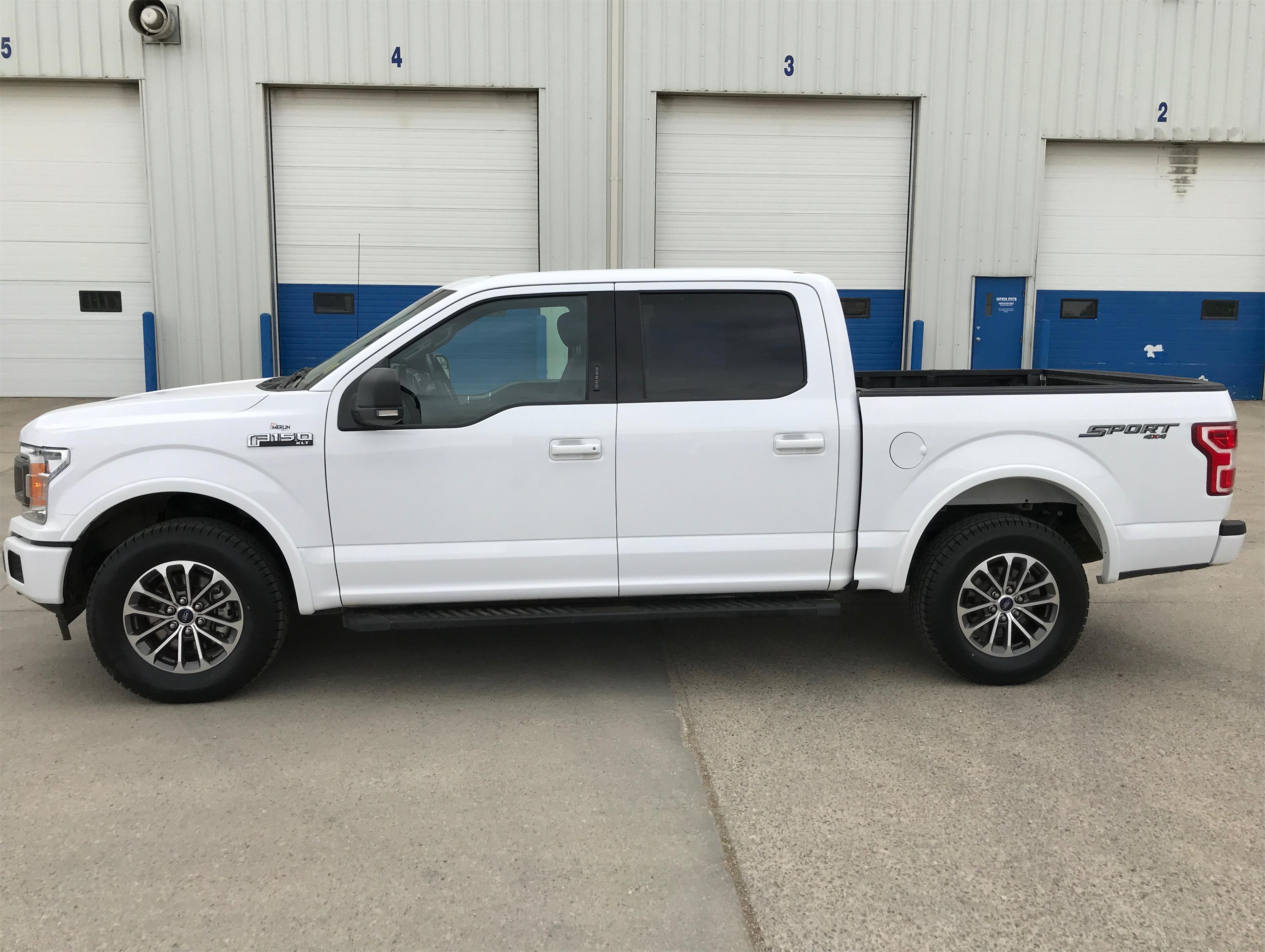 Used 2018 Ford F-150 XLT PU53835