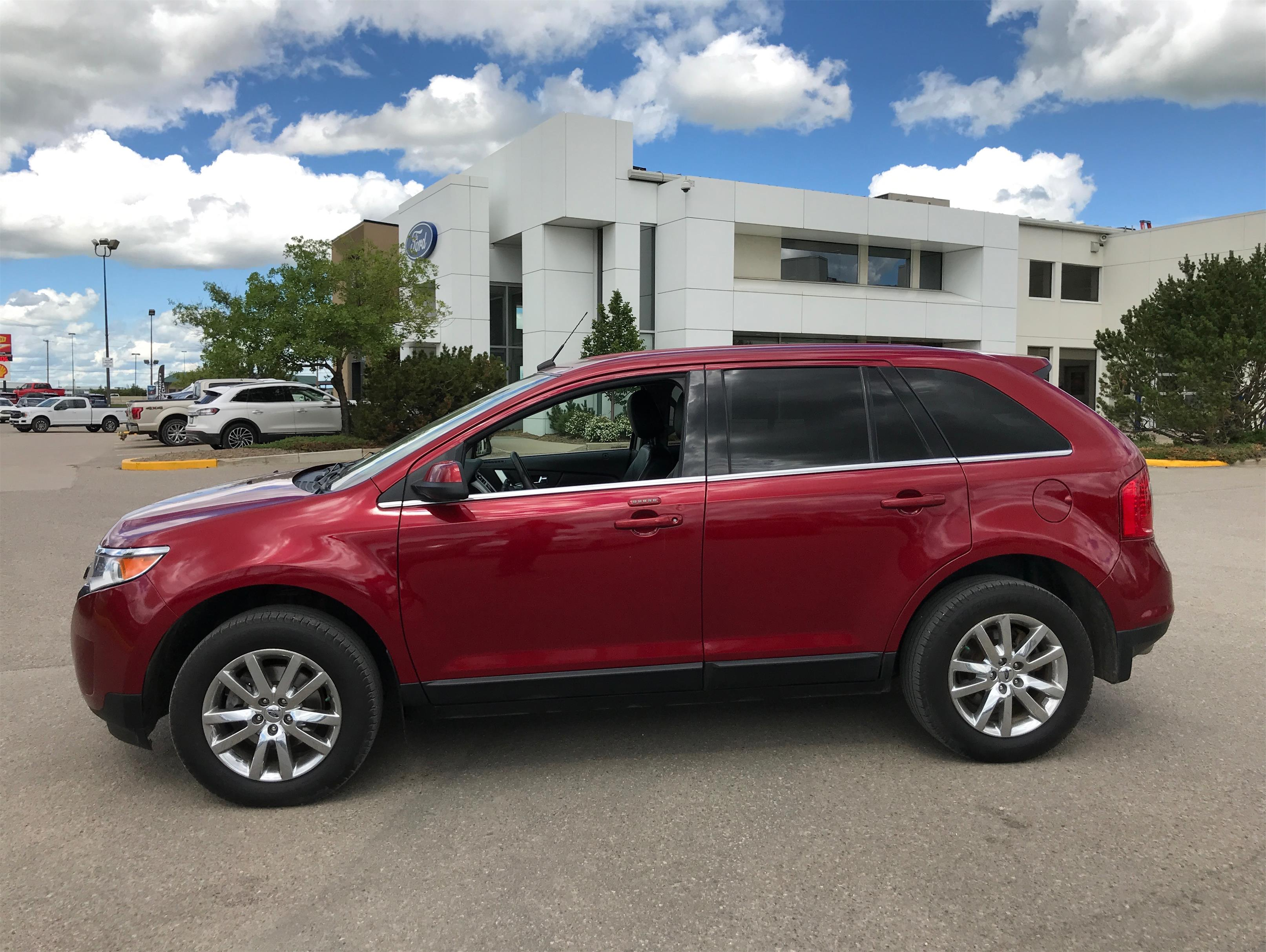 Used 2014 Ford Edge Limited NT53604B