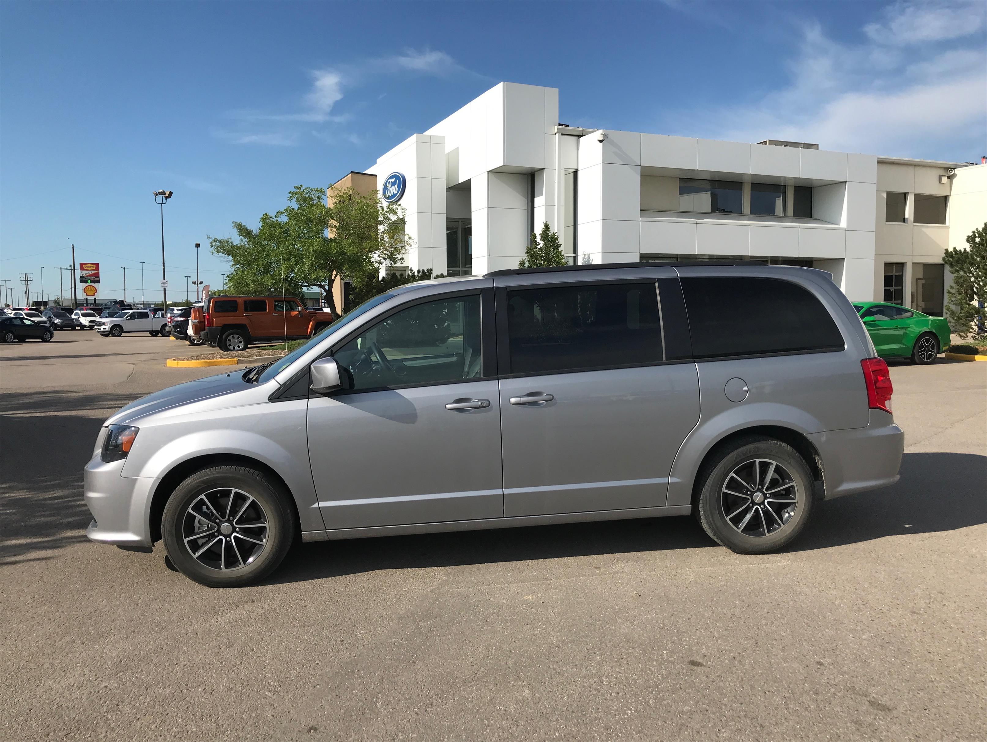 Used 2019 Dodge Grand-Caravan GT PU53976