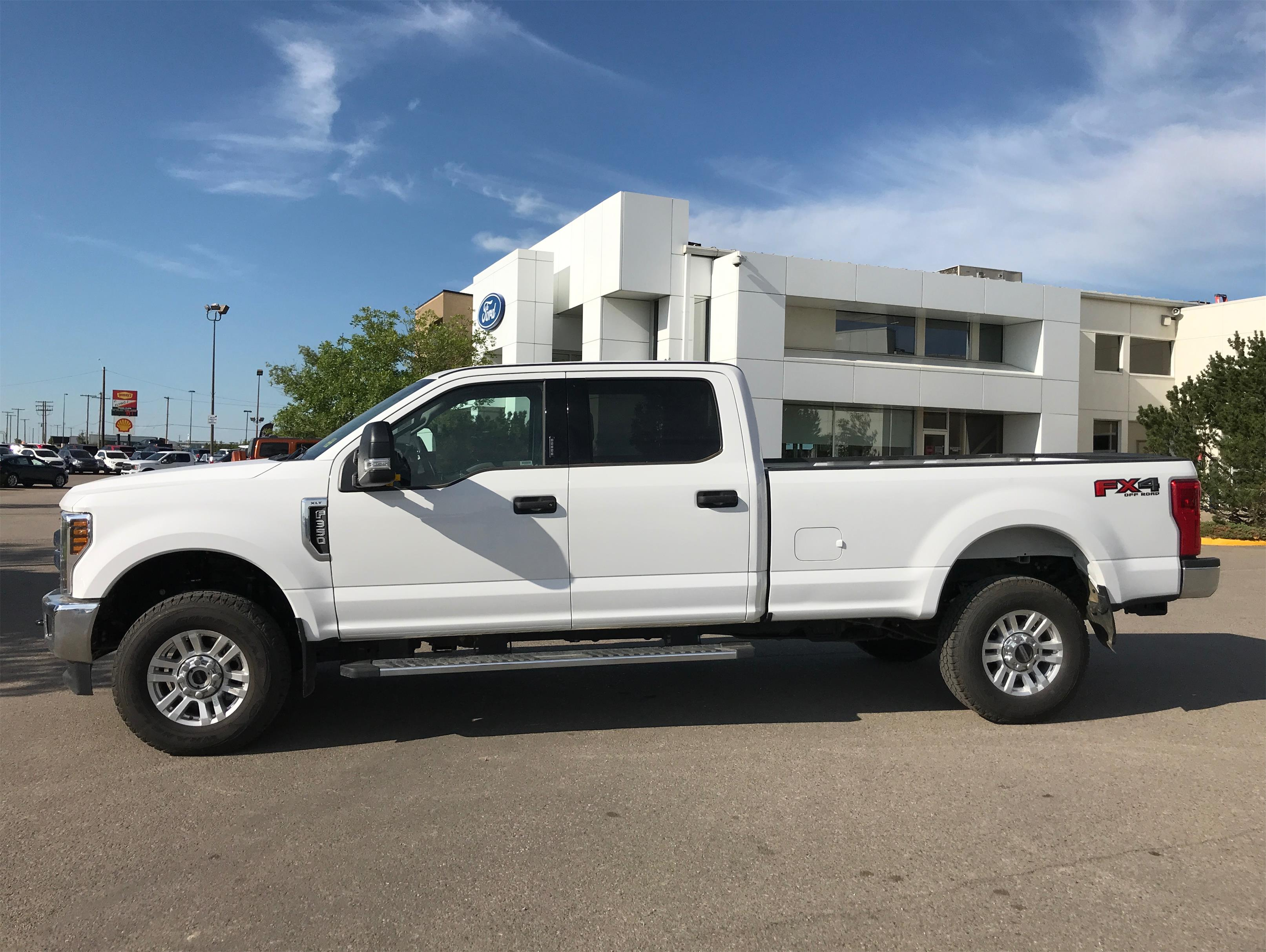 Used 2019 Ford Super-Duty-F-350-SRW XLT PU53967