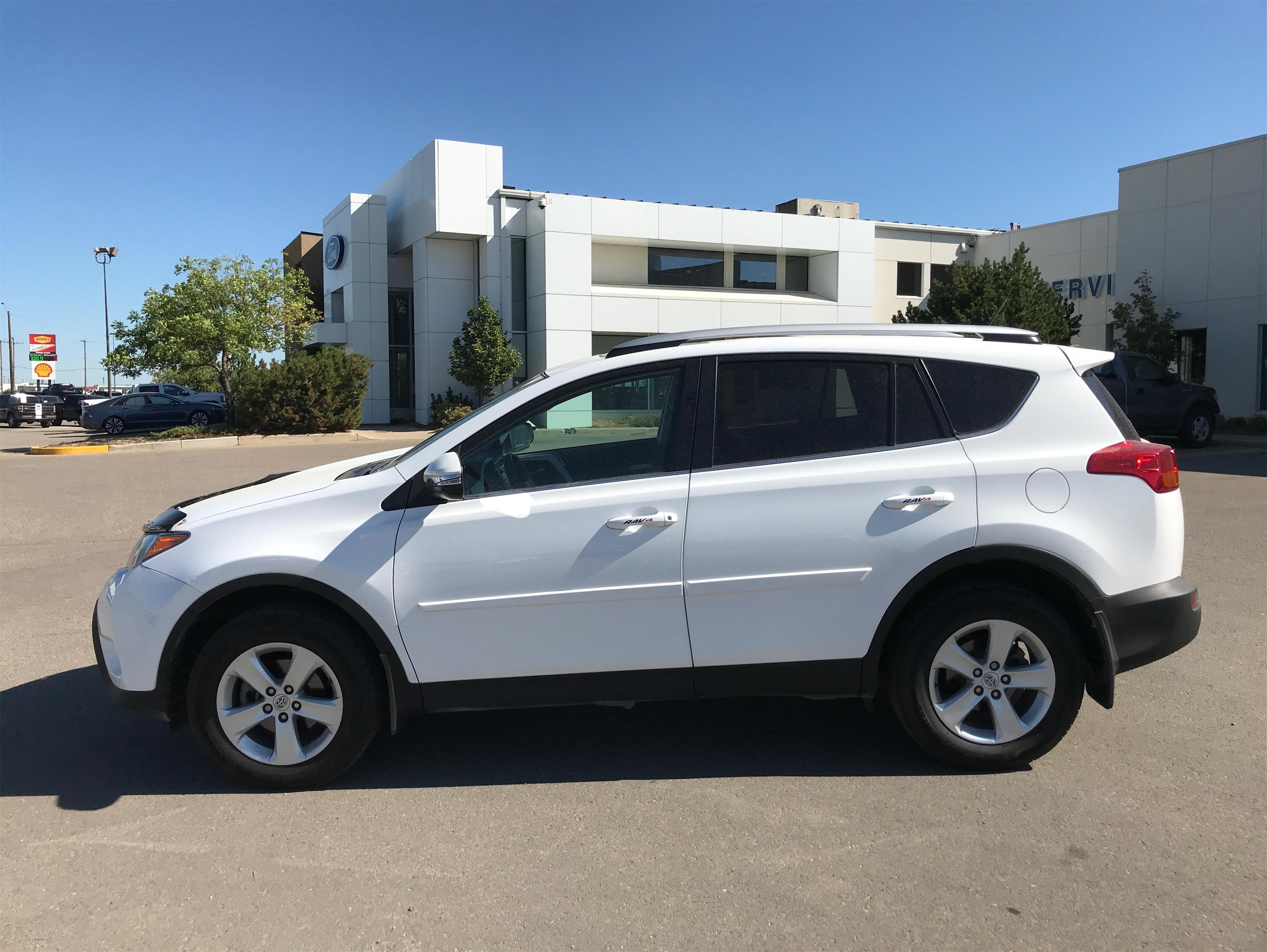 Used 2014 Toyota RAV4 Limited RA53585A