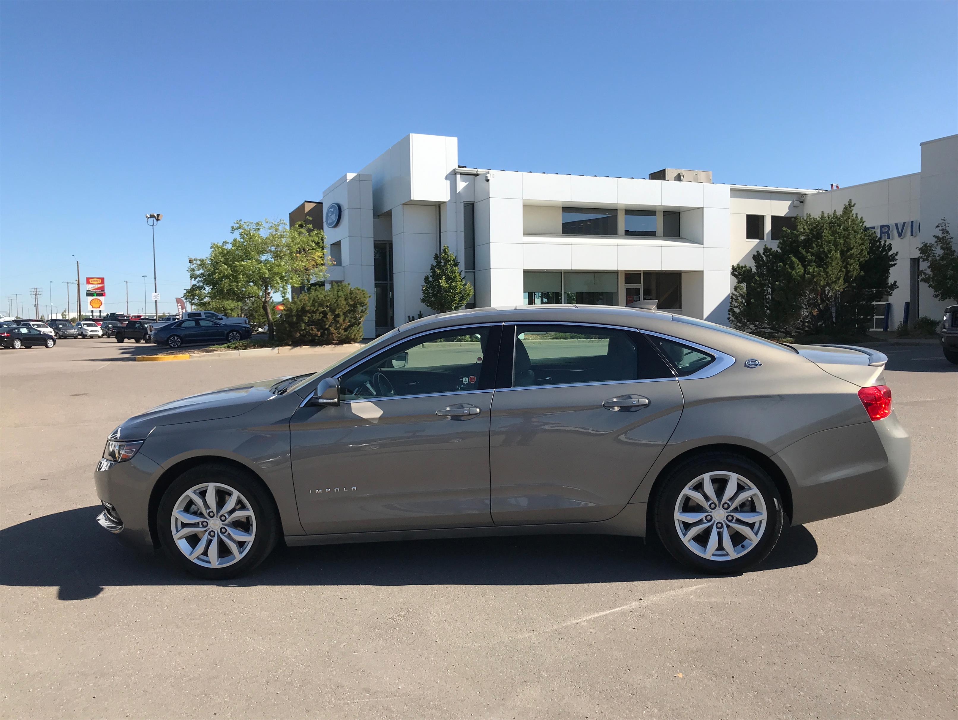 Used 2018 Chevrolet Impala LT PC53997A