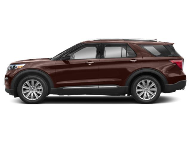 New 2020 Ford Explorer XLT EX54019