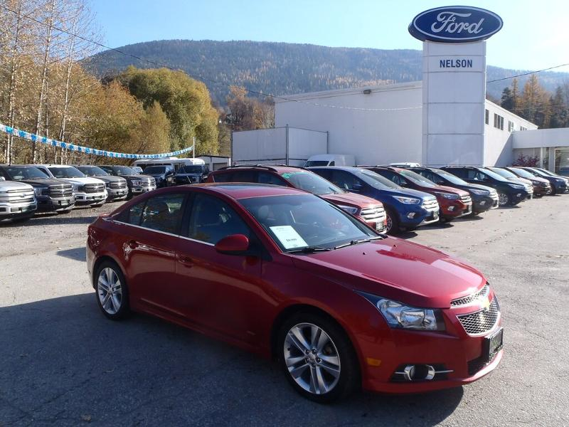 Used 2011 Chevrolet Cruze LT-Turbo+-w/1SB PW0647