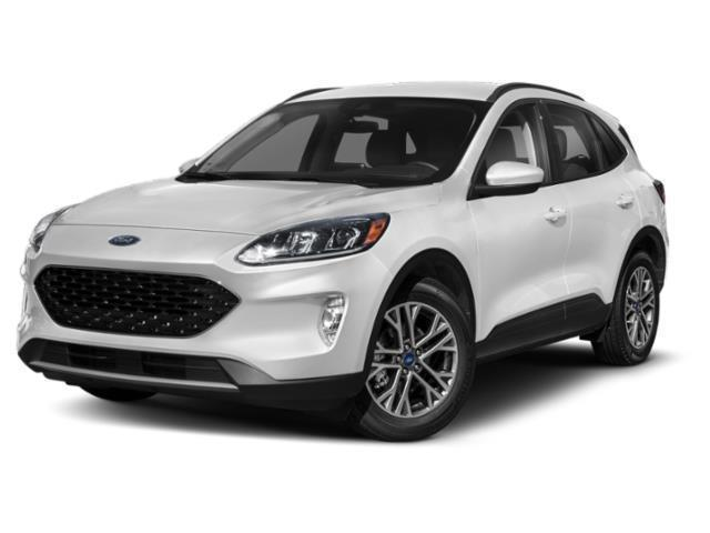 New 2020 Ford Escape SEL 20EC2629