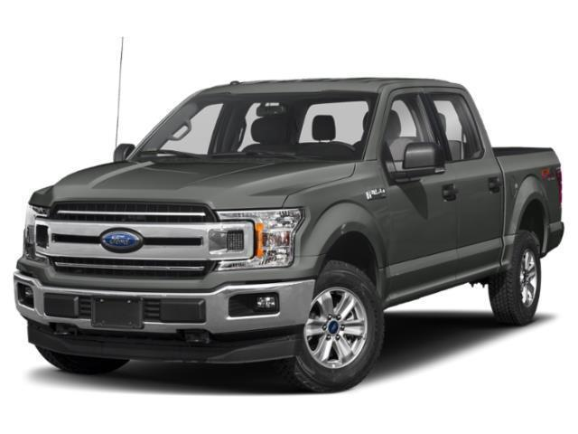 New 2020 Ford F-150 XLT 20LT4065