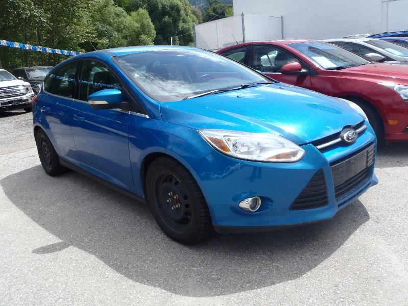 Used 2012 Ford Focus SEL 20EC7948A