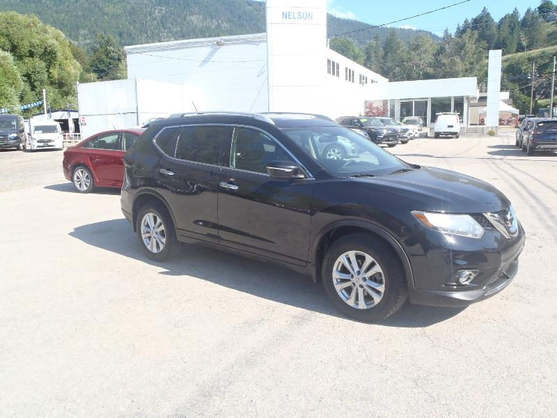 Used 2015 Nissan Rogue SV PW0668