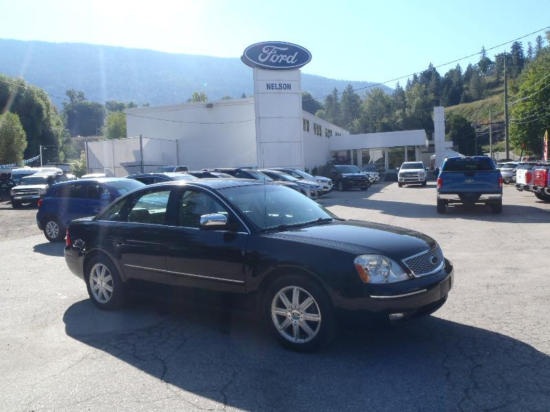 Used 2005 Ford Five-Hundred Limited 20RA1638B