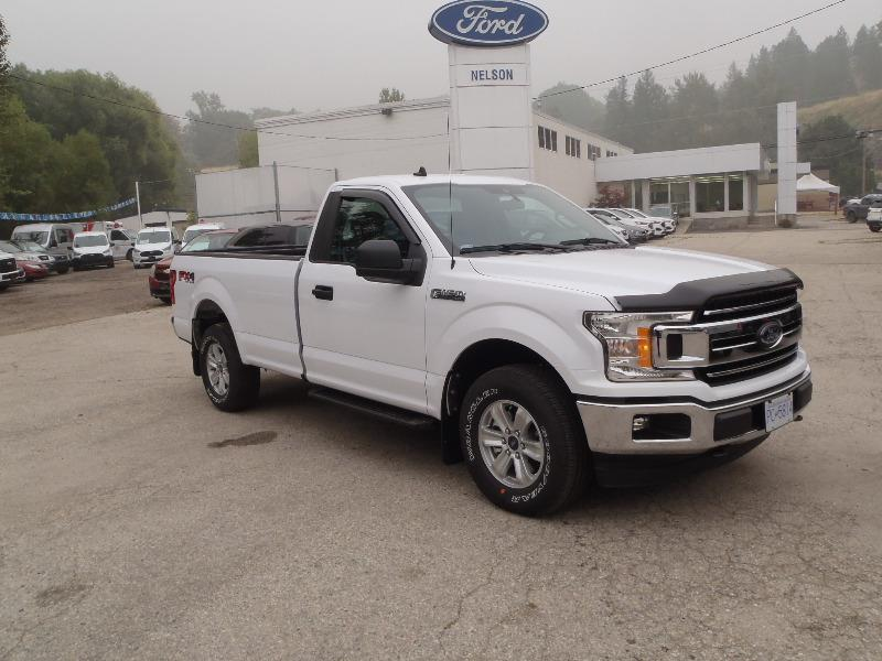 New 2020 Ford F-150 XLT 20LT2927
