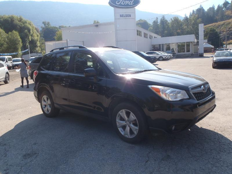 Used 2015 Subaru Forester i-Touring PW0686