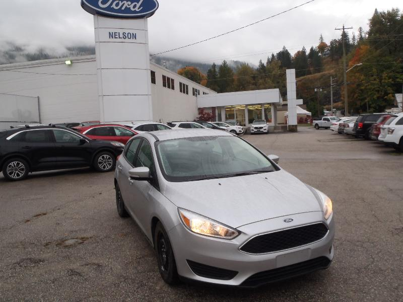 Used 2017 Ford Focus SE 20EC5731A