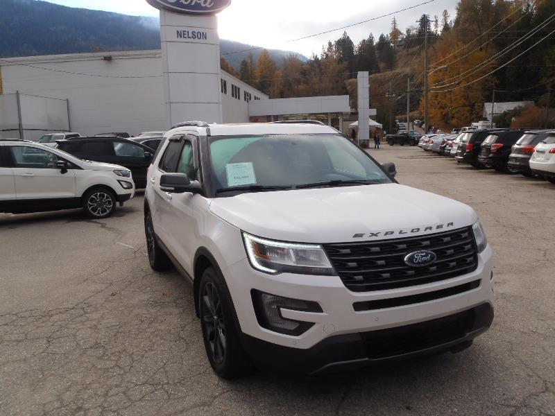 Used 2017 Ford Explorer XLT 20ED1039A