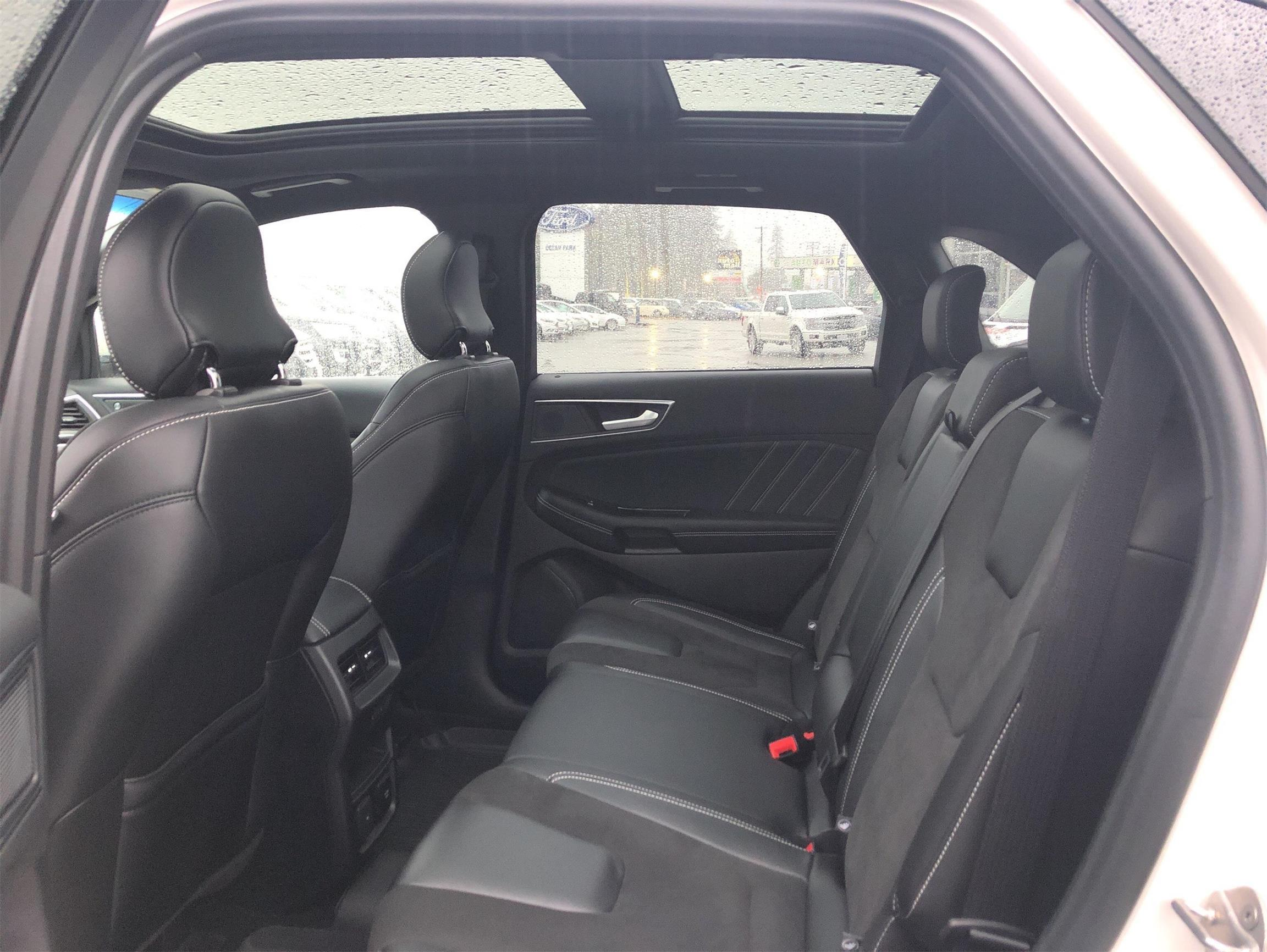 Used 2019 Ford Edge ST U8533