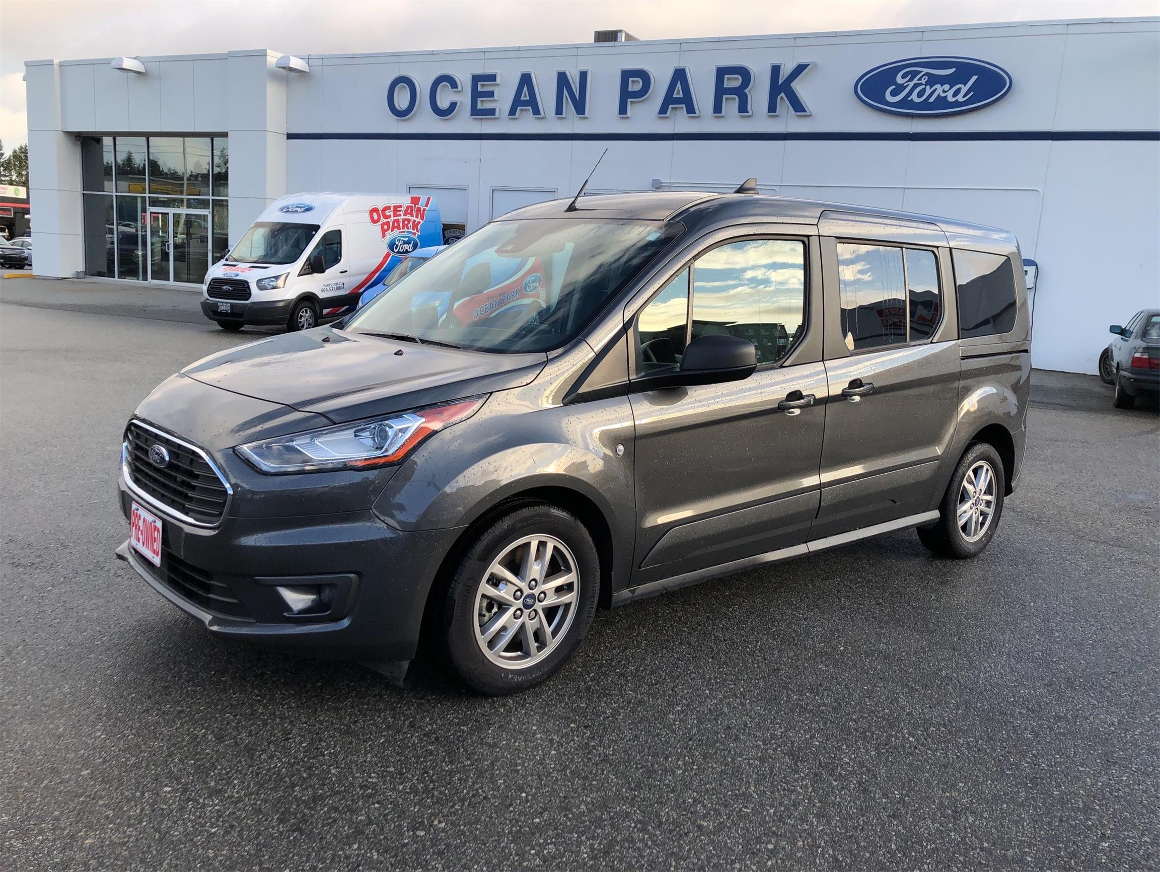 Used 2019 Ford Transit-Connect-Wagon XLT U8649