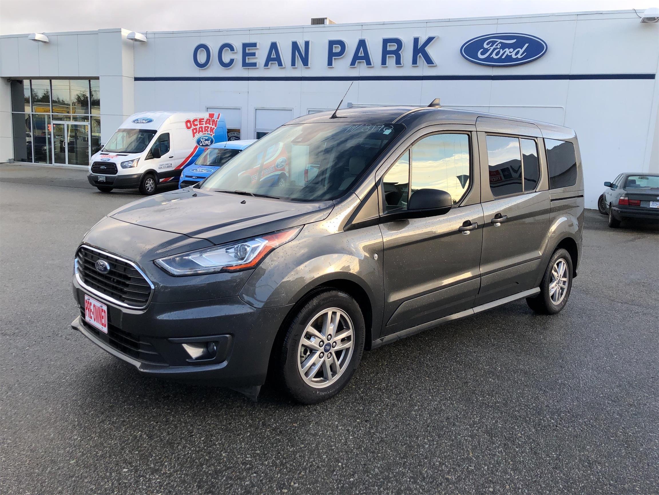 Used 2019 Ford Transit-Connect-Wagon XLT U8649