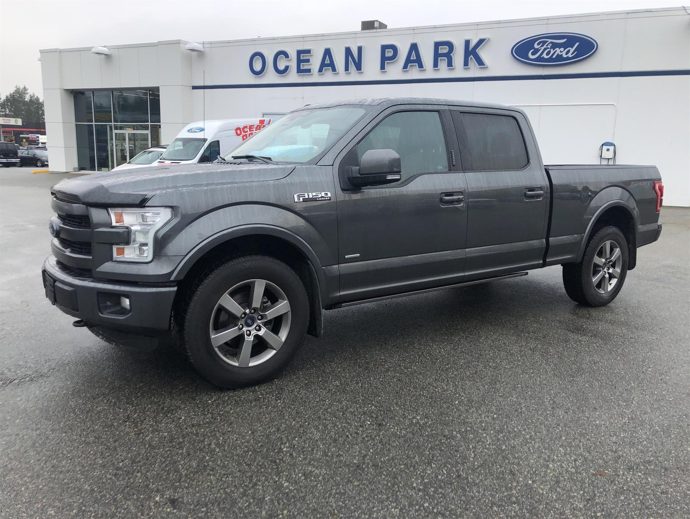 Used 2016 Ford F-150 Lariat U8694