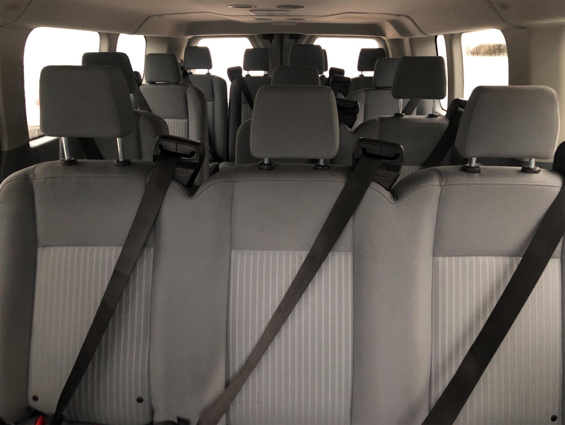 Used 2019 Ford Transit-Passenger-Wagon XL U8733