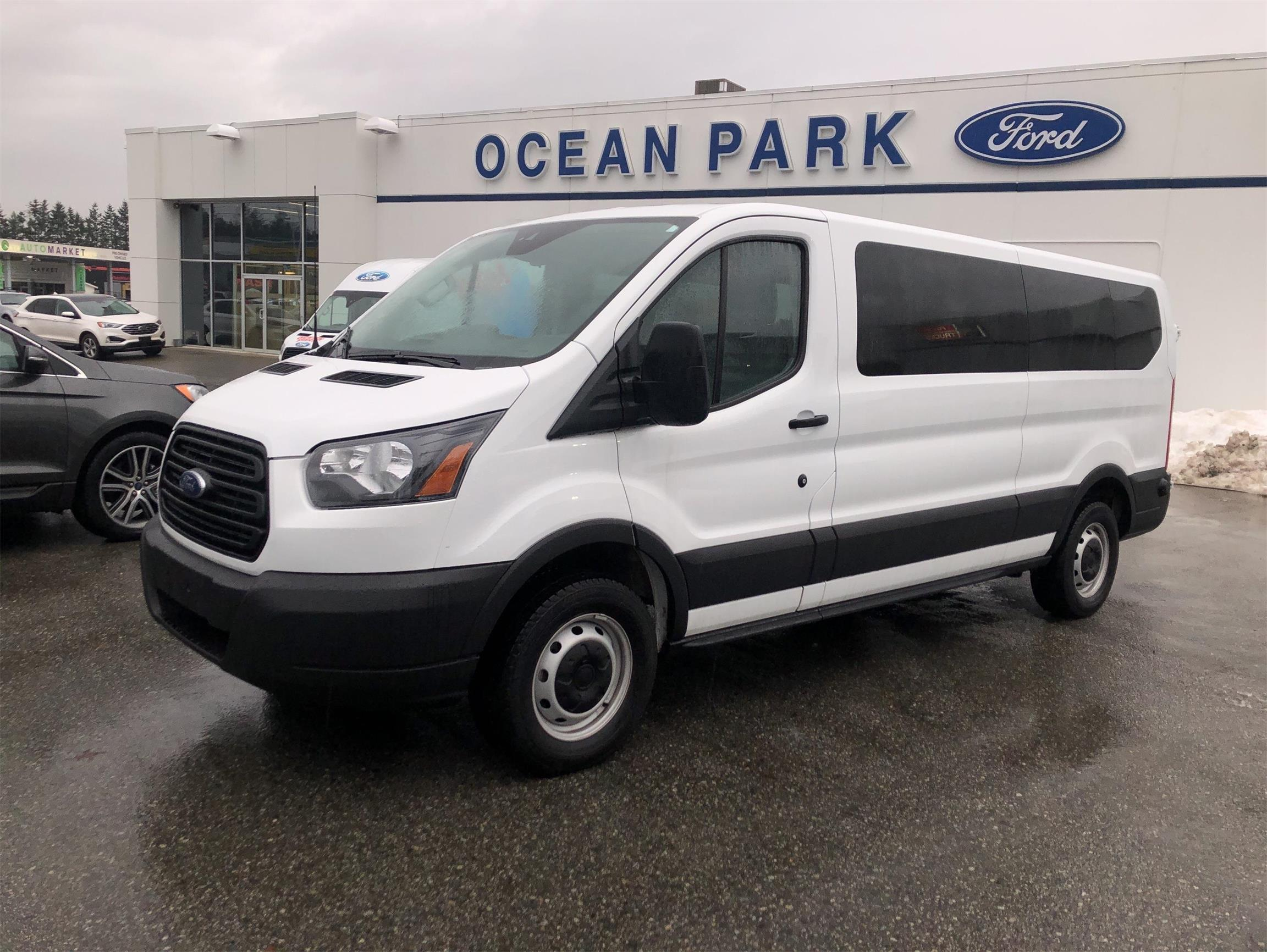 Used 2019 Ford Transit-Passenger-Wagon XL U8733