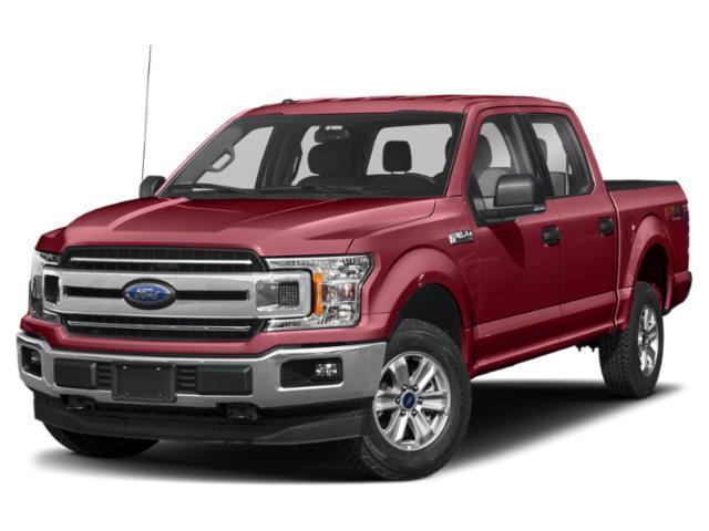 New 2019 Ford F-150 XLT 7888