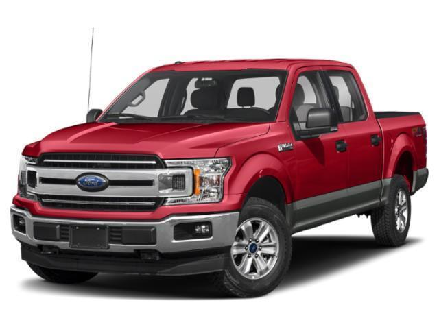 New 2019 Ford F-150 XLT 7635