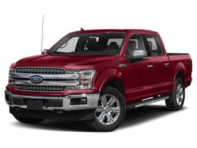 New 2019 Ford F-150 LARIAT 7648