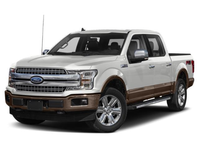 New 2019 Ford F-150 LARIAT 7867