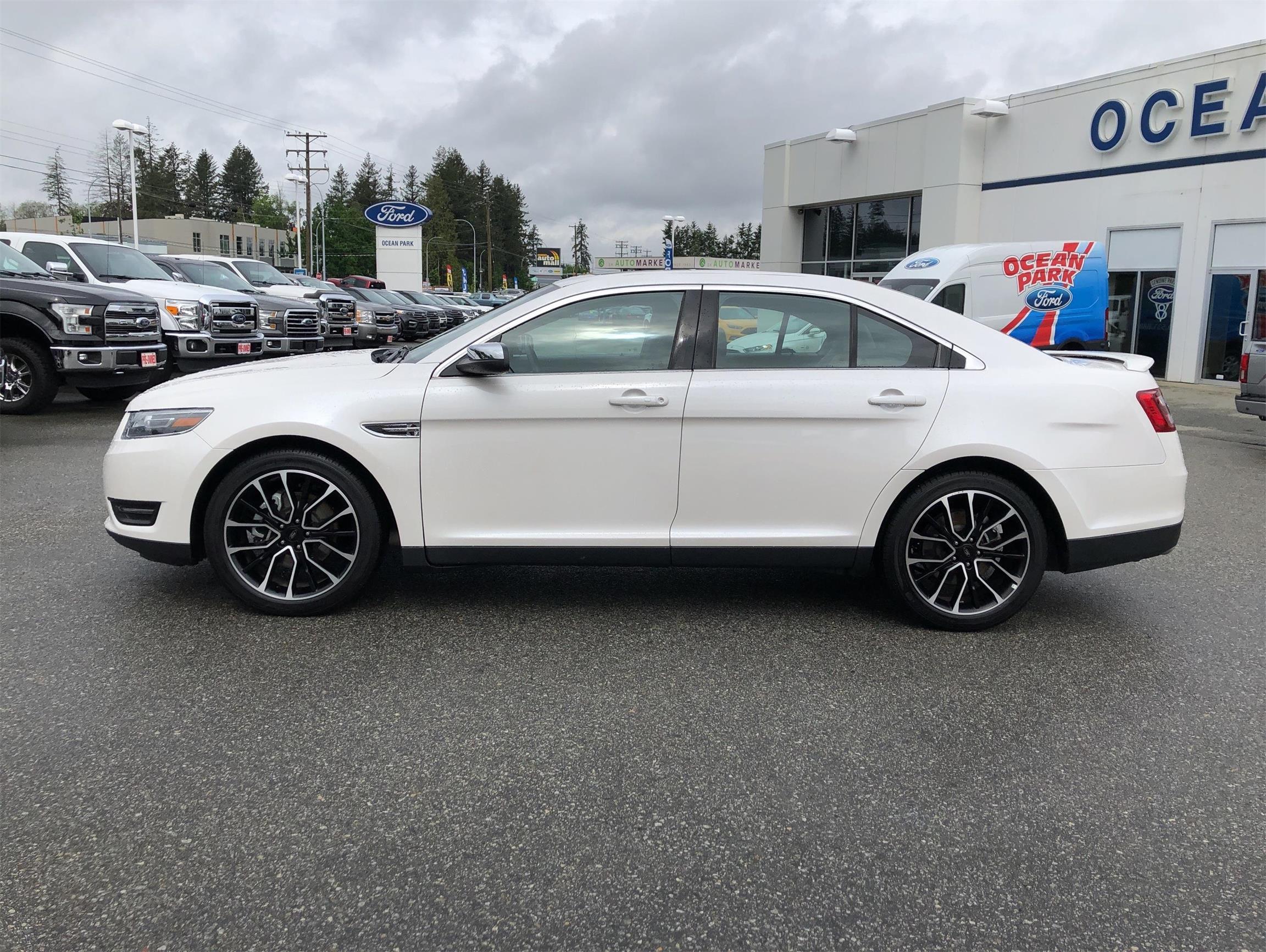 Used 2019 Ford Taurus Limited U8845