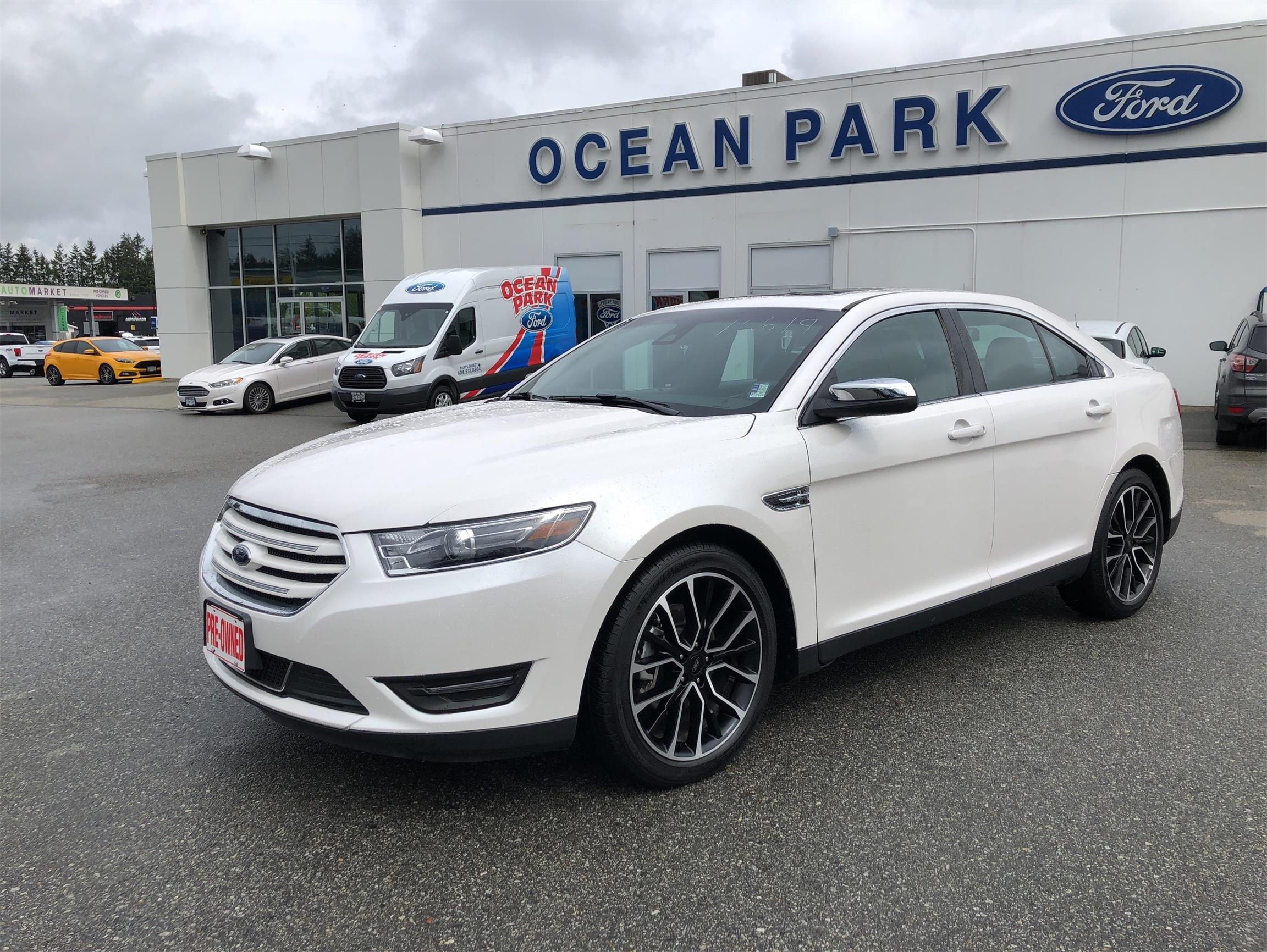 Used 2019 Ford Taurus Limited U8845