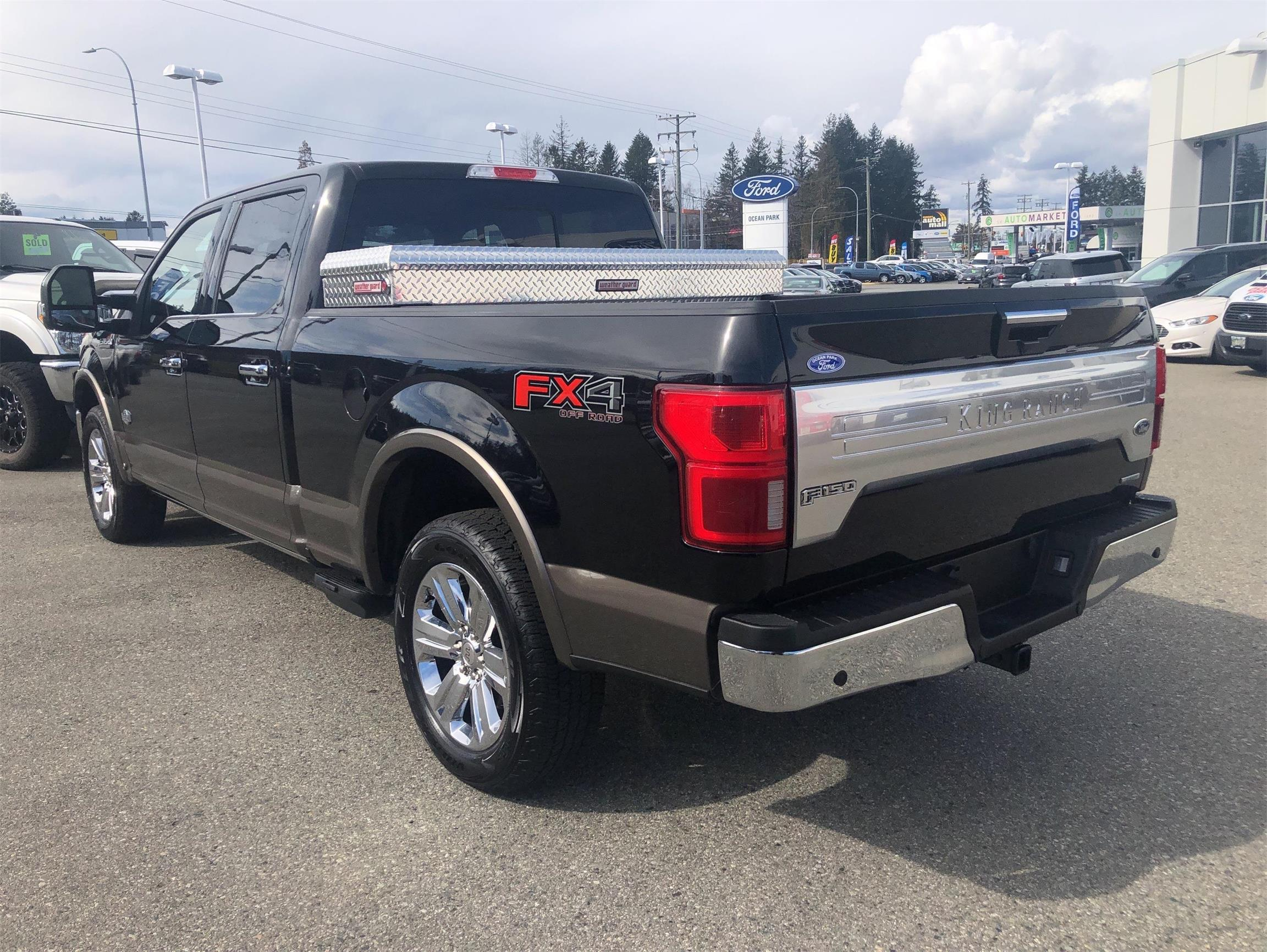 Used 2019 Ford F-150 King-Ranch U8865