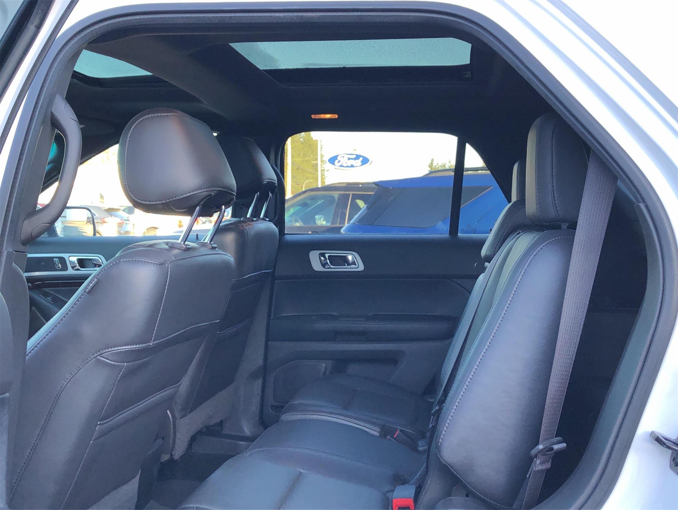 Used 2015 Ford Explorer Limited U8858
