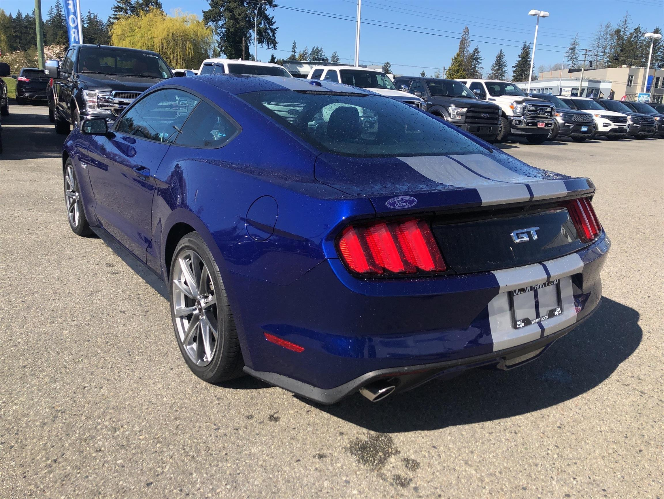 Used 2016 Ford Mustang GT U8892
