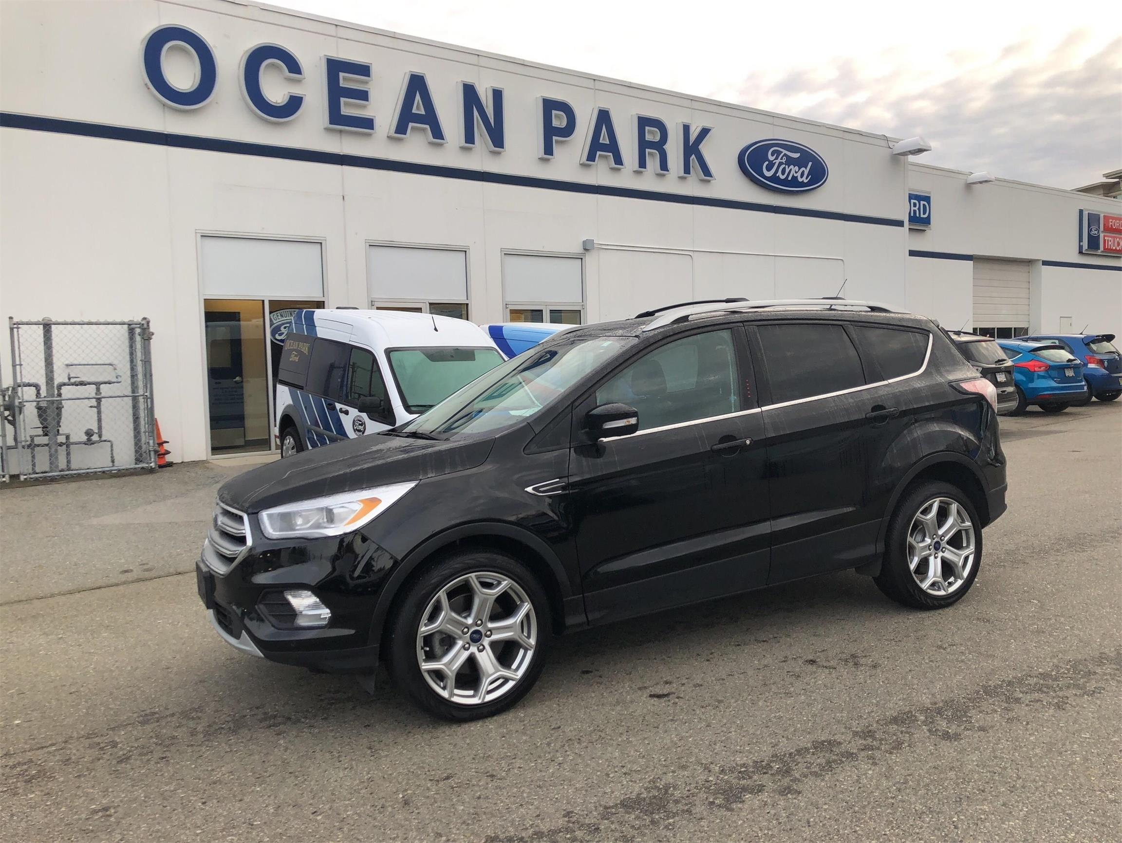 Used 2017 Ford Escape Titanium U8932