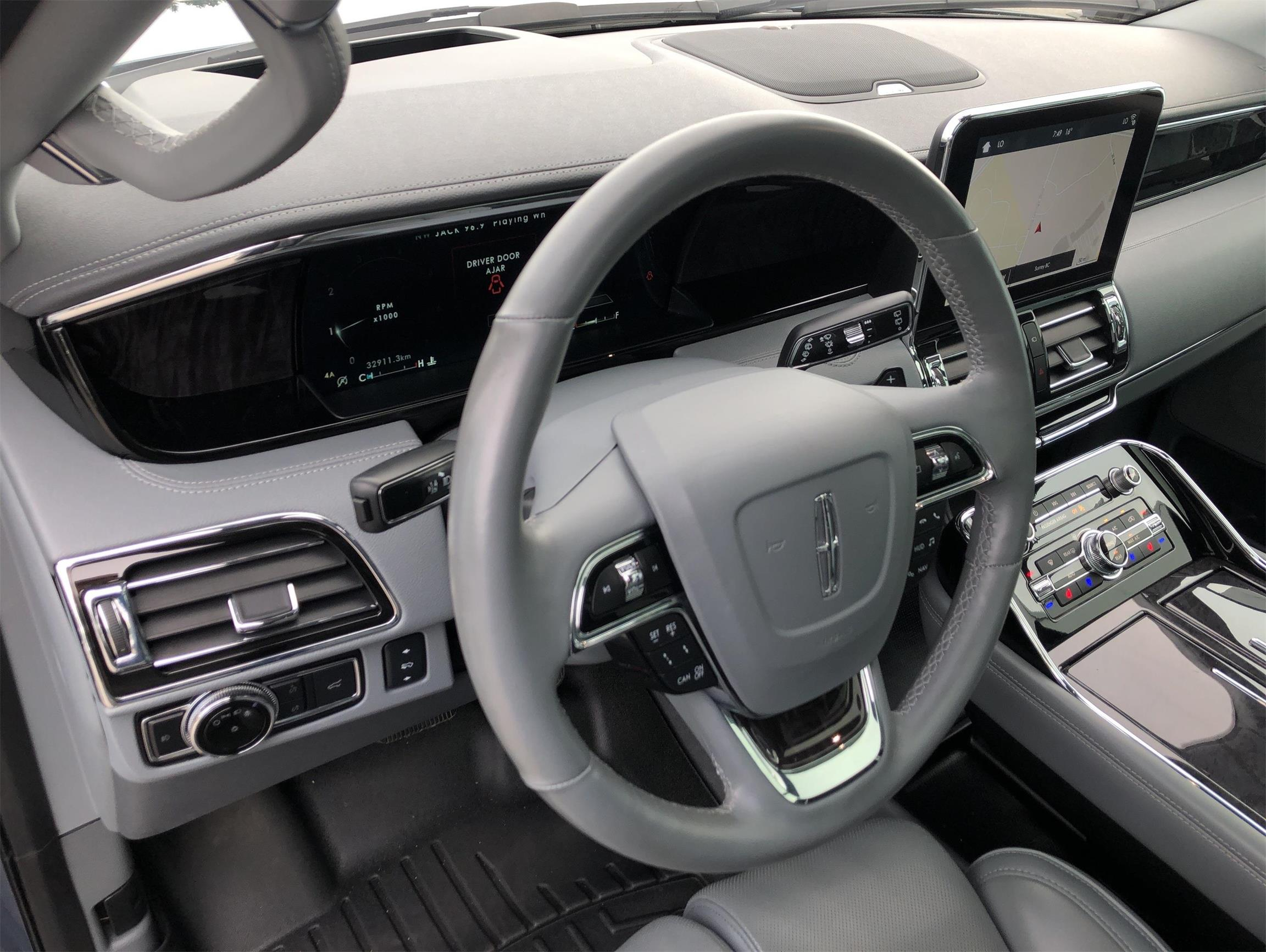 Used 2018 Lincoln Navigator-L Reserve U8976