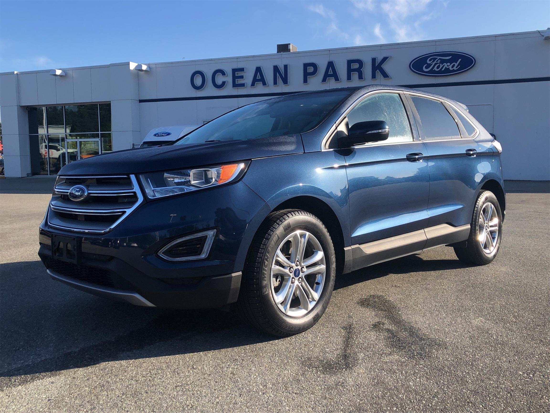 Used 2017 Ford Edge SEL U8977