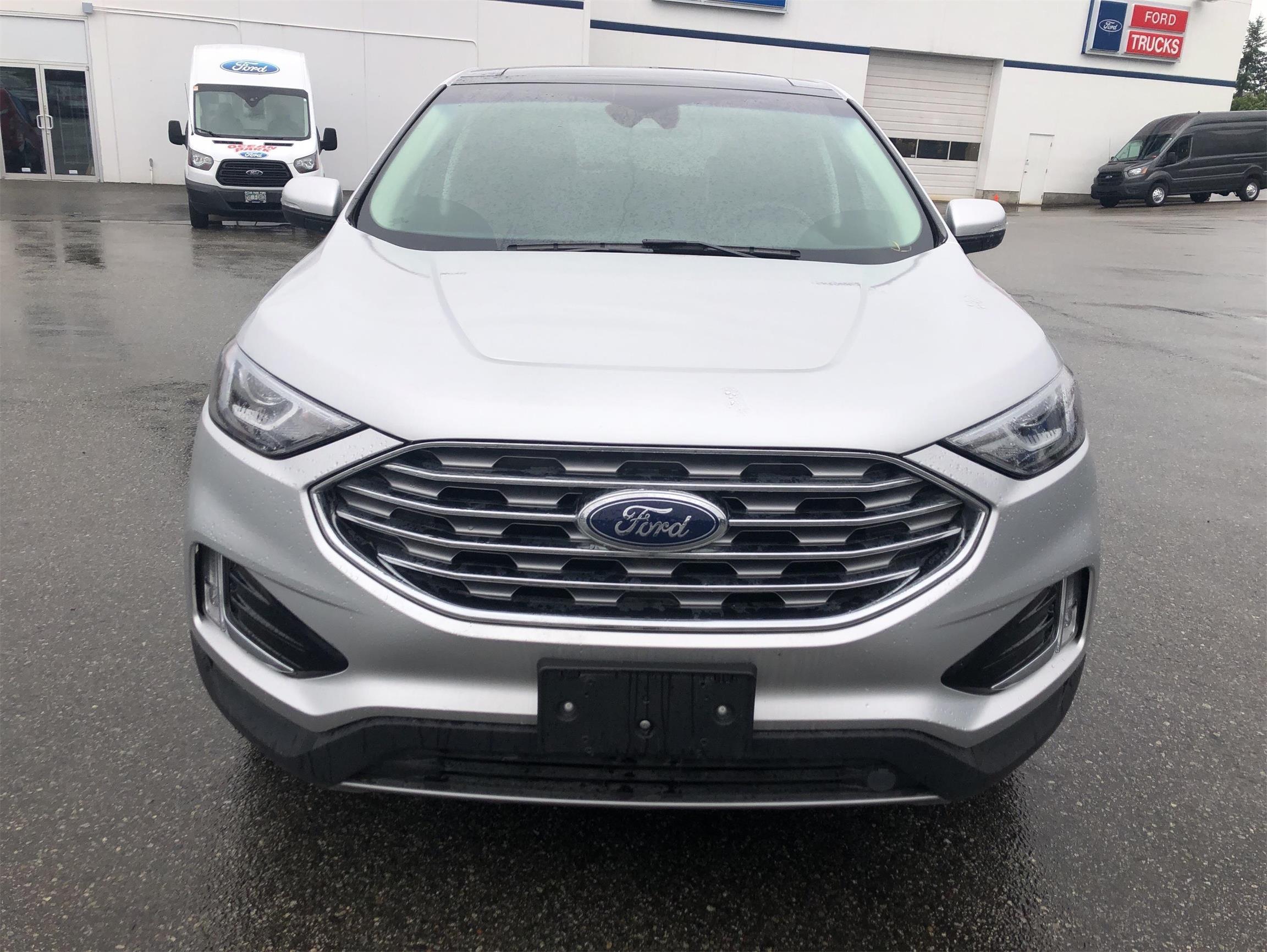 Used 2019 Ford Edge SEL U9014