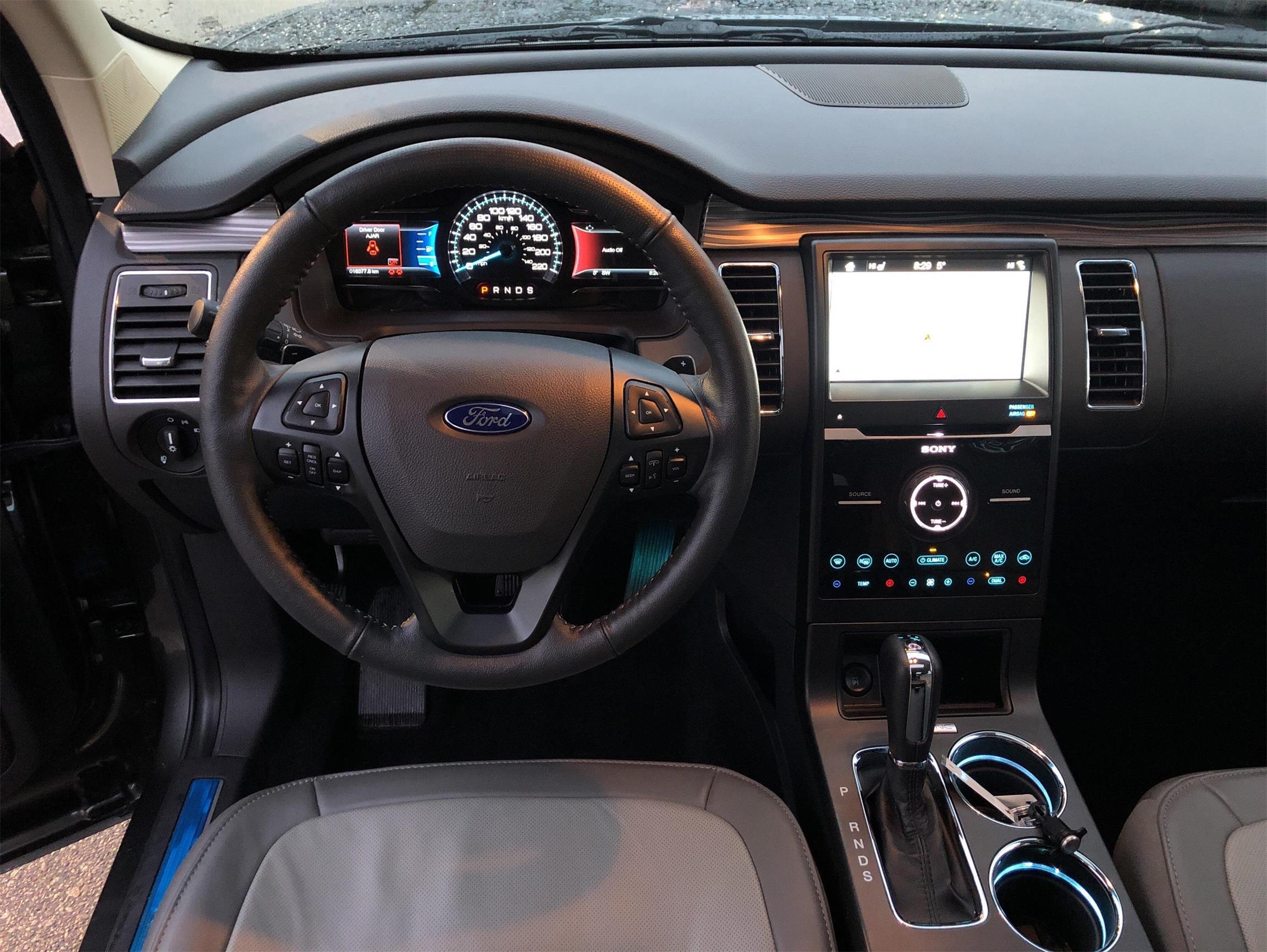 Used 2019 Ford Flex Limited-EcoBoost U9046
