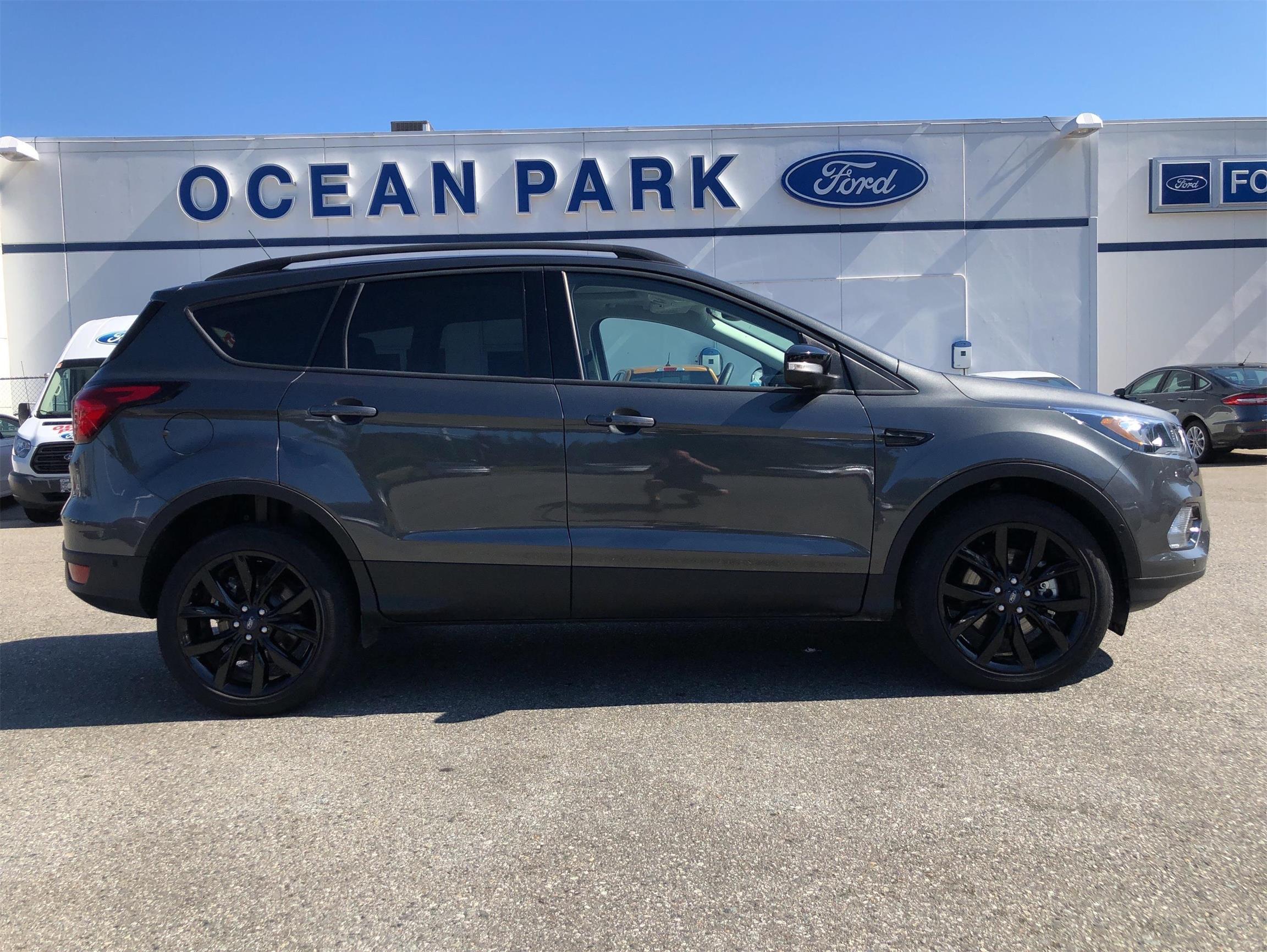 Used 2019 Ford Escape Titanium U9067