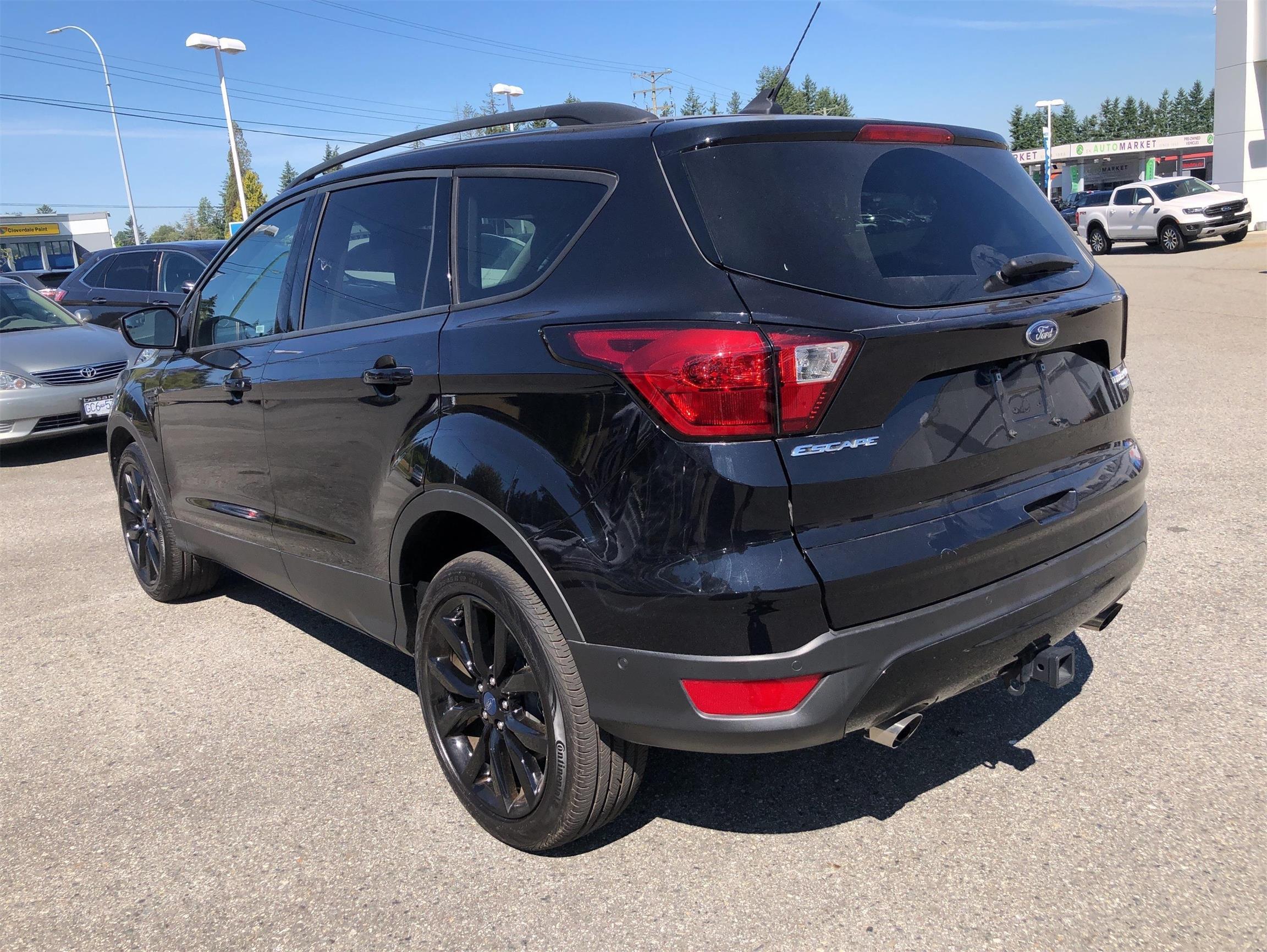Used 2019 Ford Escape Titanium U9096