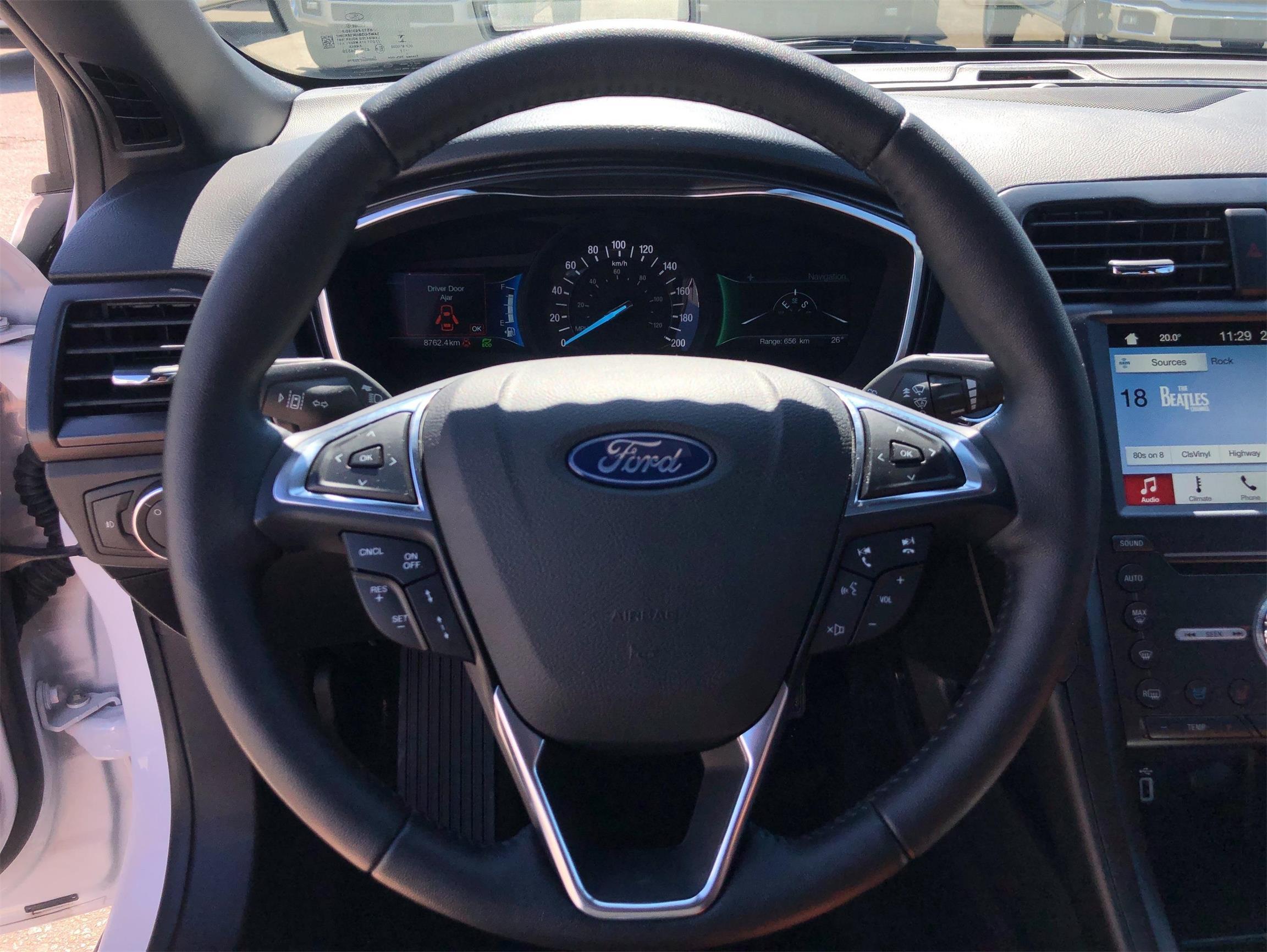 Used 2019 Ford Fusion-Hybrid Titanium U9097