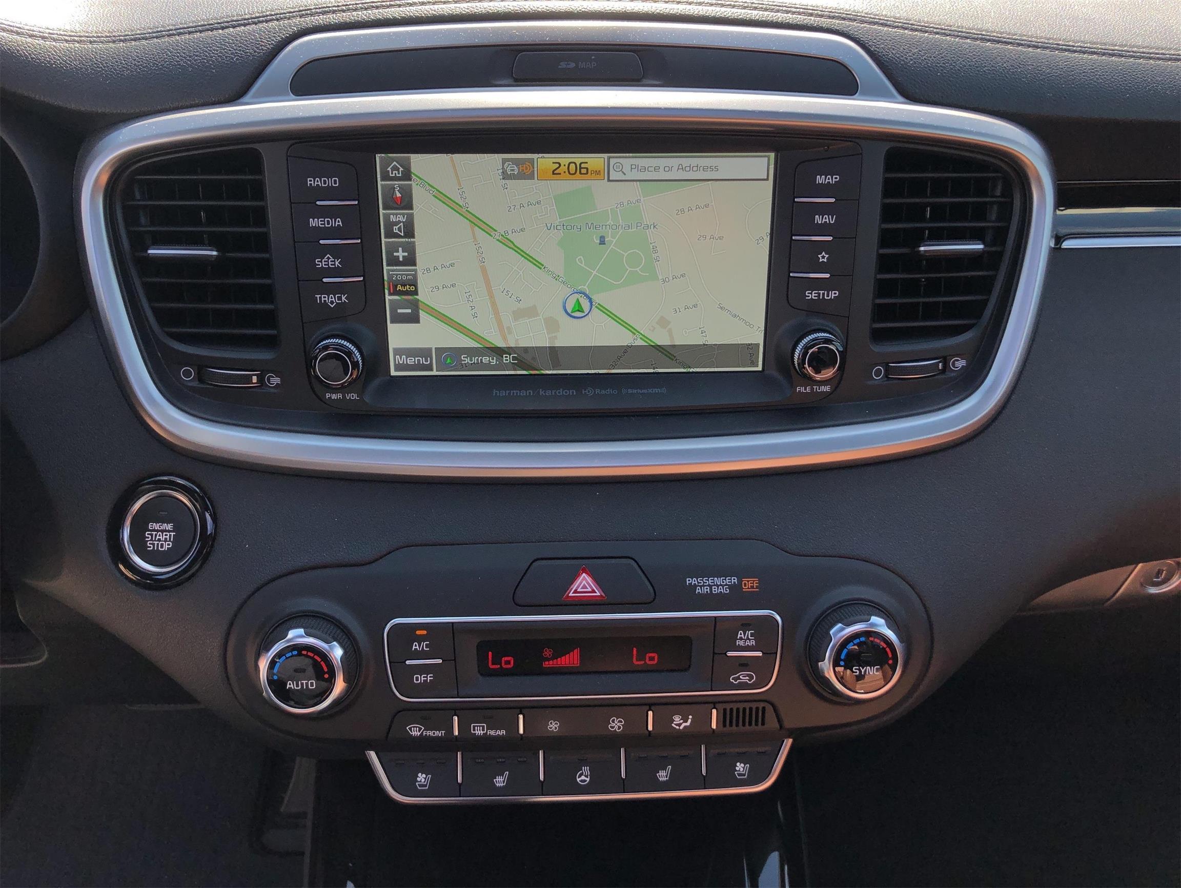 Used 2019 Kia Sorento SXL-Limited U9182