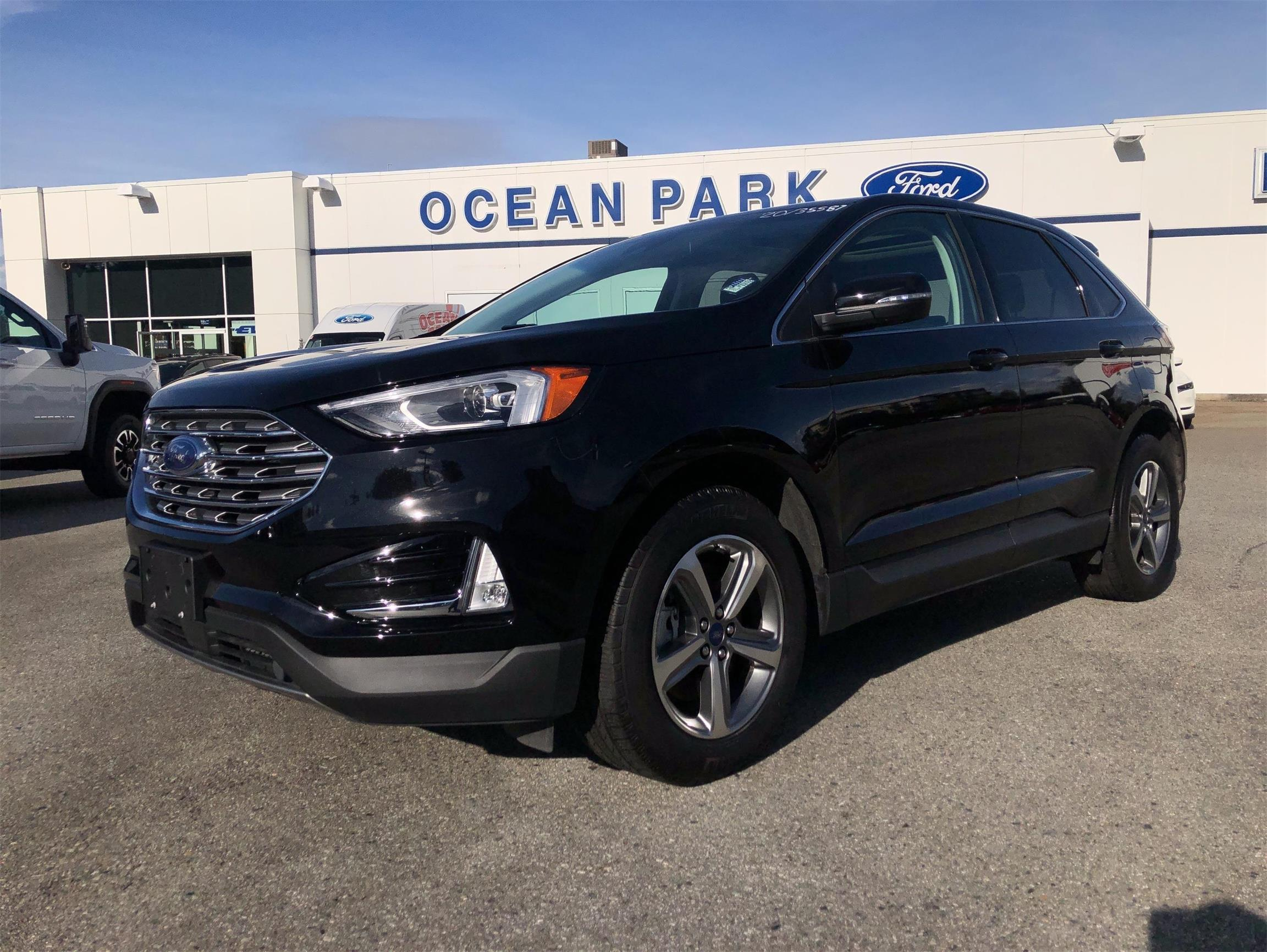 Used 2020 Ford Edge SEL U9312