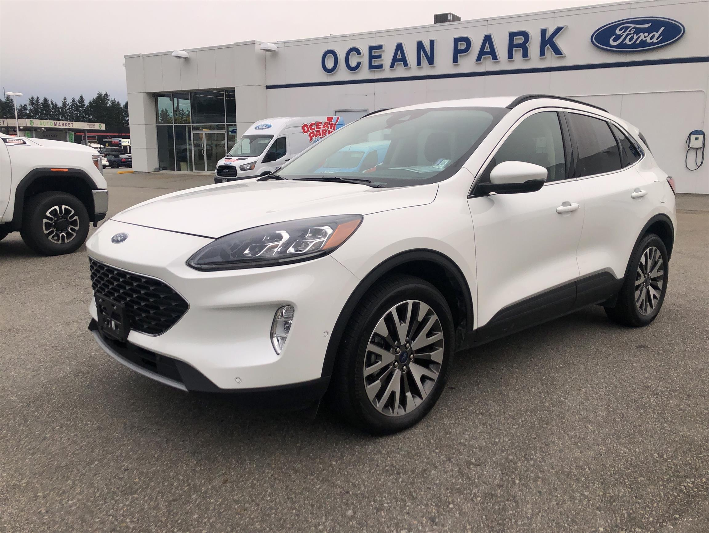 Used 2020 Ford Escape Titanium U9397