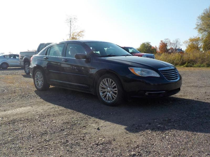 Used 2012 Chrysler 200 Touring 19345A