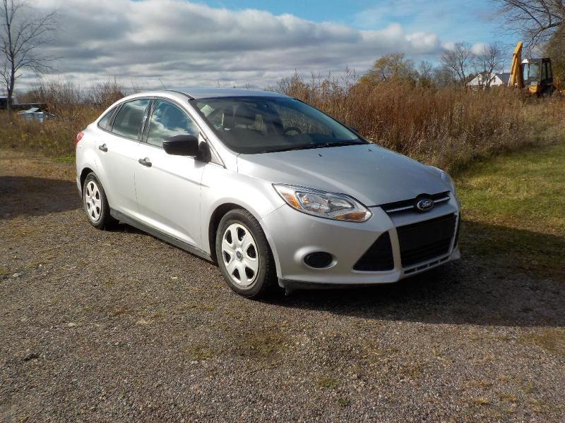 Used 2014 Ford Focus S 18670A